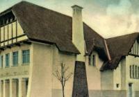 Známá neznámá / Jihočeská architektura 20. století