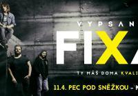 Vypsaná Fixa 2020 - Pec pod Sněžkou