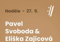 Mezinárodní hudební festival Český Krumlov 2020 - Pavel Svoboda, Eliška Zajícová Přeloženo