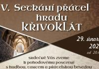 Setkání přátel hradu Křivoklát