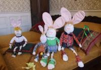 Velikonoční výzdoba opočenského zámku