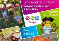 Letní příměstský tábor Tonga