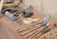 Dny živé archeologie - Doba kamenná, nejen o kameni