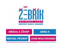 Hudební ceny Žebřík - Přeloženo