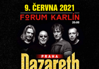 Nazareth v Praze