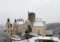 Virtuální prohlídky hradu Buchlov