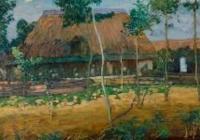 Antonín Hudeček ve sbírce GAVU Cheb