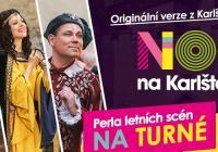 Noc na Karlštejně 2020 - Zámek Třeboň