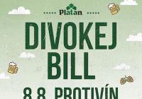 Divokej Bill Protivínské výroční léto