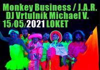 Monkey Business / JAR - Amfiteátr Loket