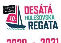 Holešovská Regata 2020 přeloženo na září 2020, dále na 2021