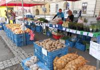 Farmářské trhy - Slaný