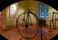 Expozice historických kol