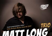 International BluesNight #2 MATT LONG TRIO (UK)