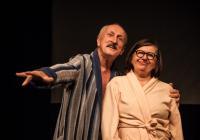 Letní scéna Divadla Bolka Polívky - Manželství v kostce