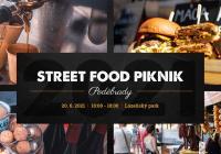 Street food piknik Poděbrady 2021