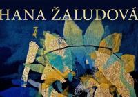 Hana Žaludová - Art protis a malba na skle -Výstava s...