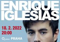 Enrique Iglesias v Praze