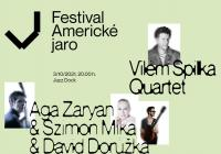 Vilém Spilka Quartet / Aga Zaryan Trio