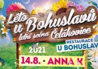 Anna K. - letní koncert Čelákovice