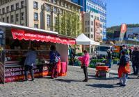 Farmářské trhy v Ústí nad Labem
