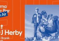 Rest & DJ Herby – Open Air Ledárny Braník