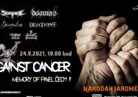 Against Cancer Memory of Pavel Čech Vol II.