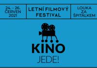 Filmový festival KINO JEDE 2021