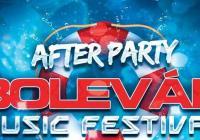 Afterparty festivalu Bolevák