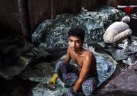 Hazaribagh: Toxická kůže (promítání filmu s diskuzí + dernisáž)