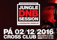 Jungle DNB Session ( X-massacre warmup) with BTK &T2B crew
