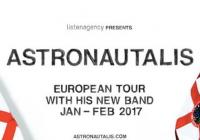 Astronautalis + Aby Wolf
