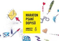 Maraton psaní dopisů - Amnesty International