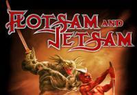 Flotsam + Jetsam (usa) + Dew Scented (ger) + Izegrim (nl)