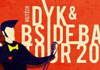Vojtěch Dyk & B-side band / bandleader Josef Buchta Tour 2017