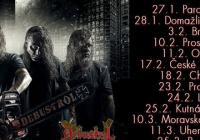 Debustrol - Válka Tour 2017