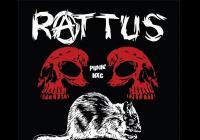 Rattus (Fin) / Dezinfekce / Godsfury - České Budějovice