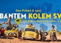 Živá výstava v Plzni - Trabantem kolem světa II