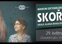 Divadlo Ungelt - Marcin Szcygielski: Skořápka