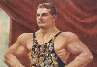 Přednáška o zápasníku Gustavu Fryštenském