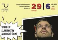 Stand Up / Slam Poetry / Autorské čtení - Jiří Charvát
