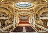 Christmas galakoncert in in Smetana Hall