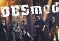 Desmod Molekuly zvuku Tour 2017