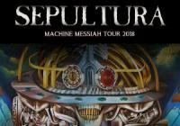 Sepultura / Machine Messiah Tour 2018