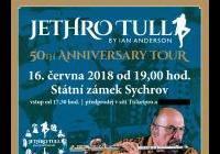 Ian Anderson presents Jethro Tull 50th Anniversary Tour