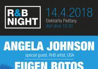 RnB & Hip-Hop Night