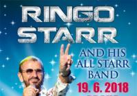 Ringo Starr v Praze