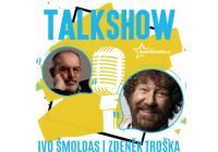 Talkshow: Šmoldas, Troška, Krampol a Bláha
