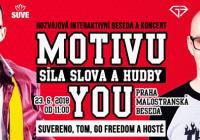 Motivu-you vol. II:/ Suvereno, Tom, Go Freedom a hosté
