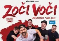 Movember Tour 2019 (Zoči Voči, Náhodný Výběr, Madam Royal)